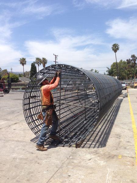 Rebar Cage - Interstate Rebar